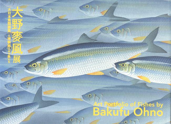 大野麥風展-「大日本魚類画集」と博物画にみる魚たち