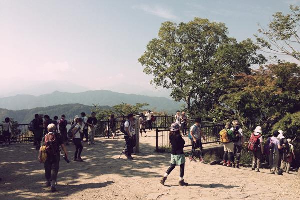 高尾山・山頂