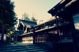 武蔵御嶽神社 本殿