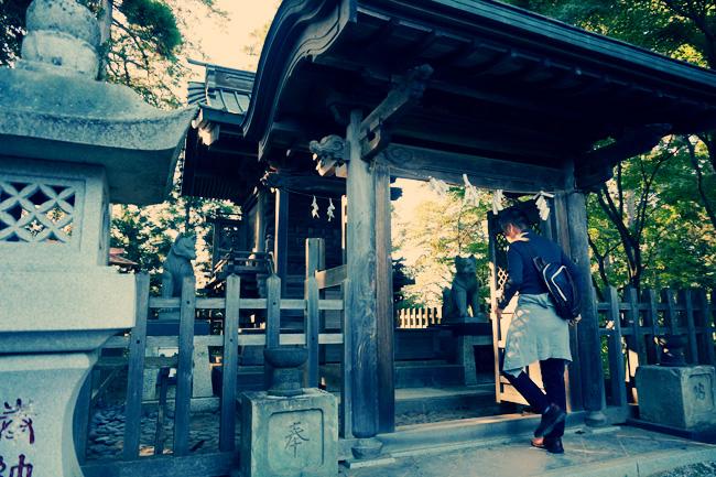 武蔵御嶽神社 大口真神社