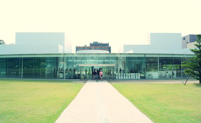金沢21世紀美術館・外観