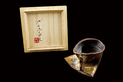 花瓶 [無]  / 池田満寿夫