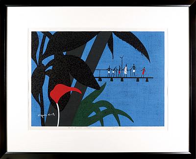 タヒチ(2) (1965) / 斎藤清