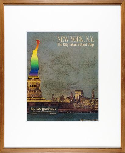New York / 靉嘔(アイ・オー)