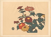 花(仮題) / 亀井藤兵衛