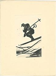 スキー / 小林朝治