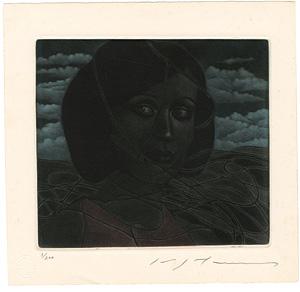 マダム・ダ・ヴィンチの肖像 / 池田満寿夫