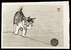 猫(仮題) / 青山正治