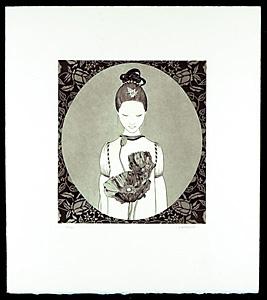 『古きフィレンツェの女たち弐』より / 斎藤カオル