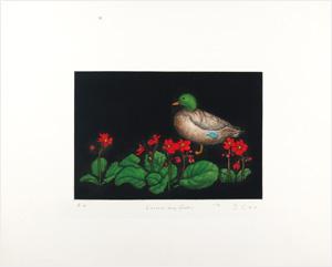 花と鳥 / 織田繁