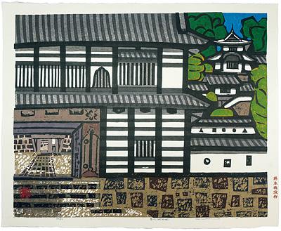 菱の門(姫路城) / 橋本興家