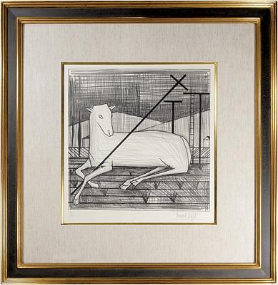 パスカルの子羊 / ベルナール・ビュフェ