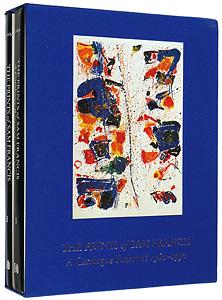 [英]サム・フランシス 版画カタロクレゾネ1960-1990 / Connie W.Lembark