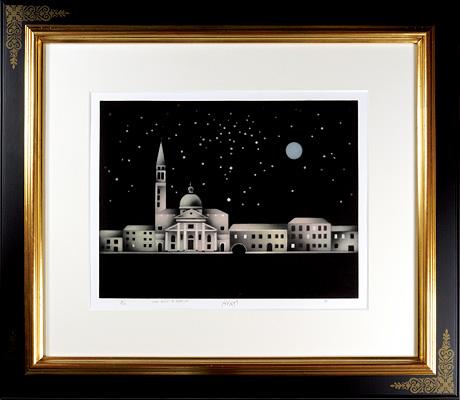 ヴェネツィアの夜 / マリオ・アヴァチ