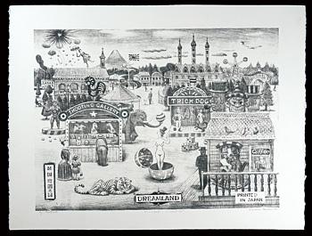 ドリームランド トリックドッグ / 馬場檮男
