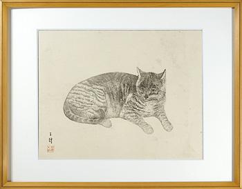 猫 / 山岸主計