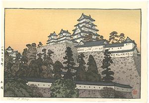 お城 / 吉田遠志 ※姫路城