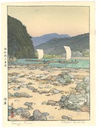 河原 / 吉田遠志