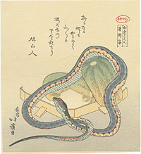 瓜と蛇【復刻版】 / 北渓