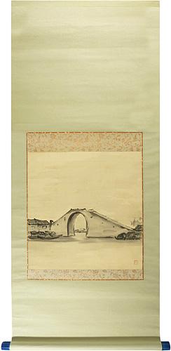 楓橋夜泊(中国蘇州) / 中澤弘光