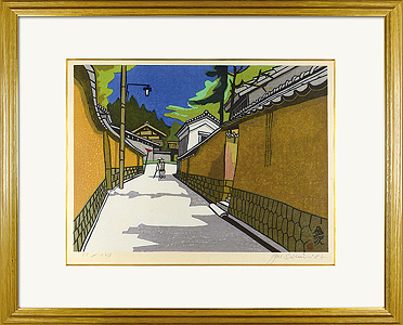 奥の細道(52) 金沢(盛夏) / 関野凖一郎