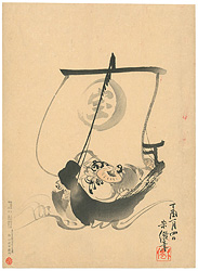 宝船(仮題) / 米僊