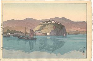 湖口 / 吉田博