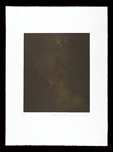 瞑想-宵(銅版画集『クラシコ・トルソー』より) / 池田満寿夫