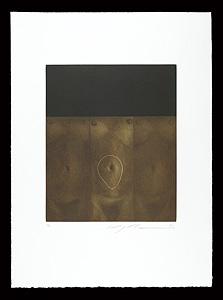 三つのトルソー(銅版画集『クラシコ・トルソー』より) / 池田満寿夫