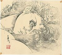 裸婦横臥 / 中村直人