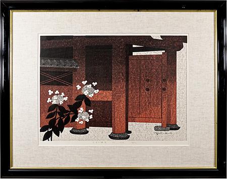 六月の鎌倉(G) / 斎藤清