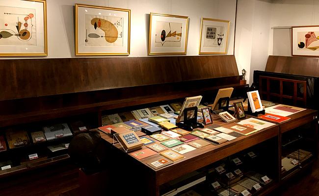 武井武雄希少木版画展(7月1日~7月13日/山田書店ギャラリー)