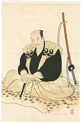 木版口絵 / 鏑木清方