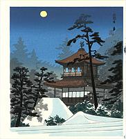銀閣寺 / 徳力富吉郎