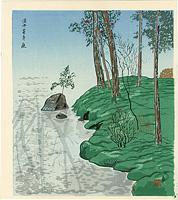 洛西苔寺庭 / 徳力富吉郎