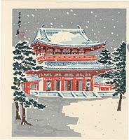 平安神宮 / 徳力富吉郎