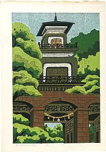 金沢十景 尾山神社 / 井堂雅夫