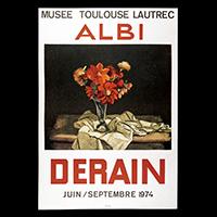 ドラン展ポスター(1974年)