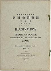 園芸植物図譜 第二巻 第十二輯 アイリス / 横浜植木株式会社編