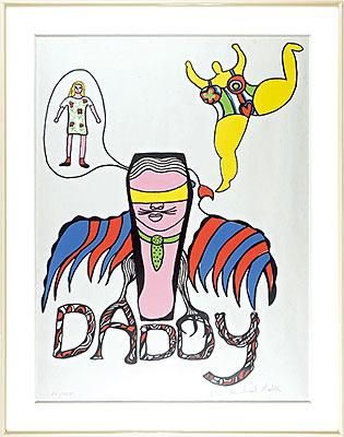DADDY / ニキ・ド・サンファル