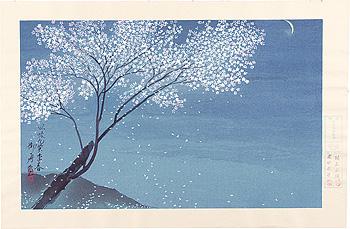 花の宵 / 速水御舟