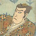 国周「歌舞伎座六月狂言 忠臣蔵 三段目」