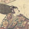 豊国初代「曽我五節句之所作事 三月 七役之内」