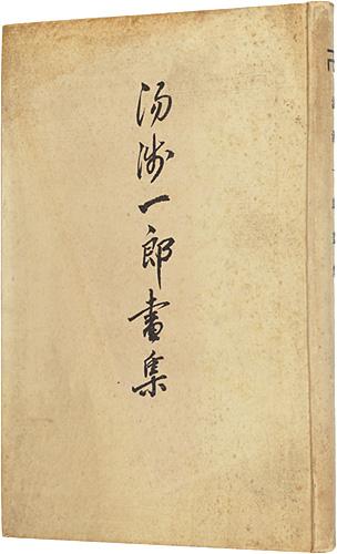 「湯浅一郎画集」湯浅一郎/
