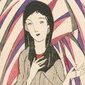 竹久夢二「婦人絵暦十二ヶ月 愛の総勘定」