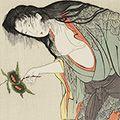 歌麿「山姥と金太郎【復刻版】」