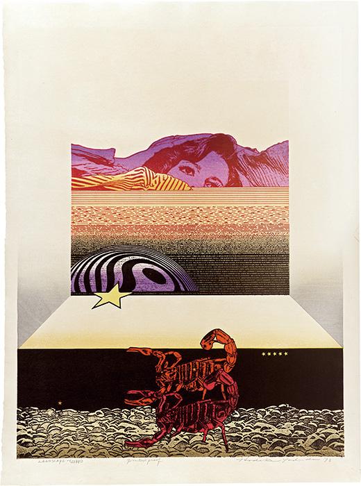 吉田穂高「Landscape - Scorpio」/
