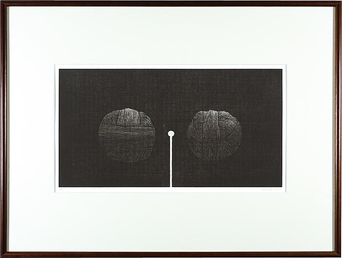 浜口陽三「Almost Symmetric」/