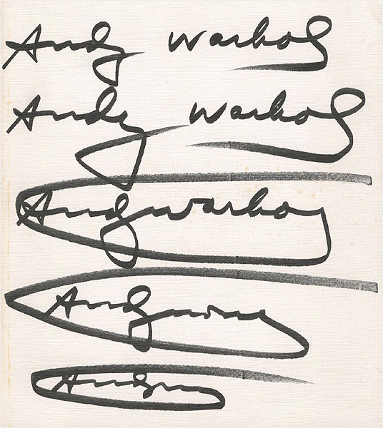 「[独]アンディ・ウォーホルの版画 1962-1980」Hermann Wunsche/