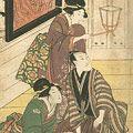 豊国初代「役者絵」